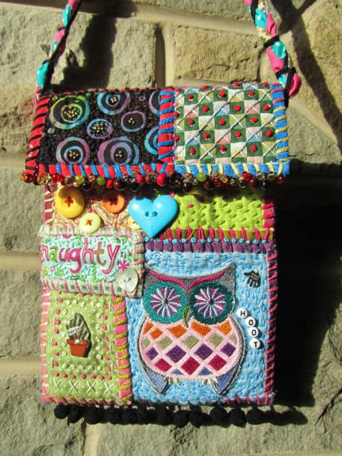 QAYG bag, boobs, patchwork 004