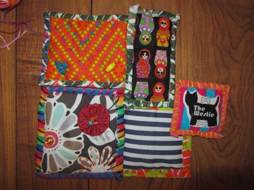 quilt as you go x 2, locker hooking 013