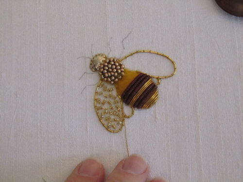Goldwork, A Lewin style, K on Buzz 004