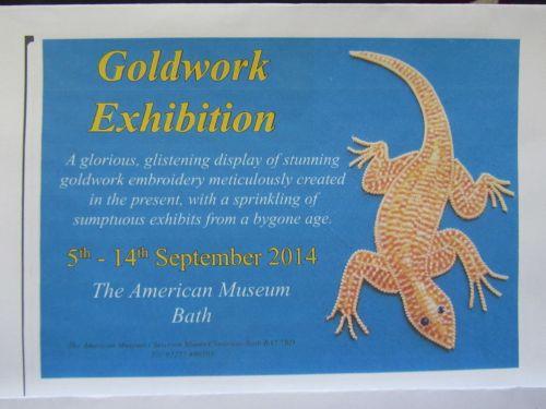 Goldwork exhibition 001