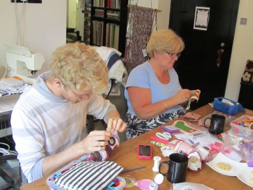 Goldwork,courses at Fabba & home 009