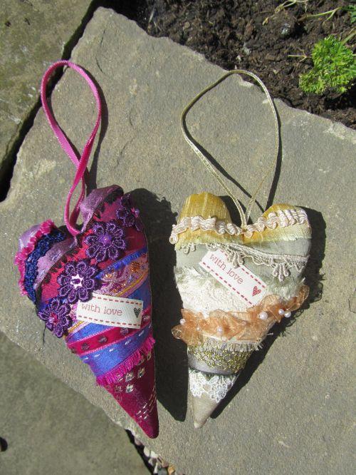 sweethearts, 3D H&P flowers, QAYG 001