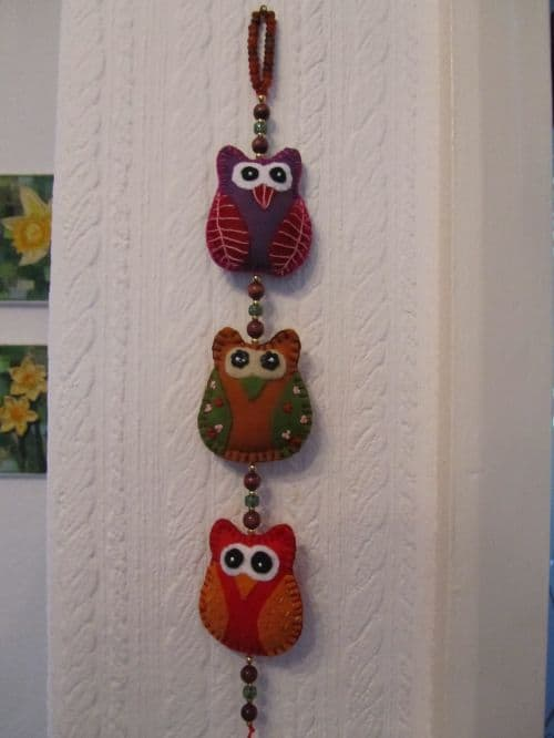 crazy creatures and dangly decorations 029