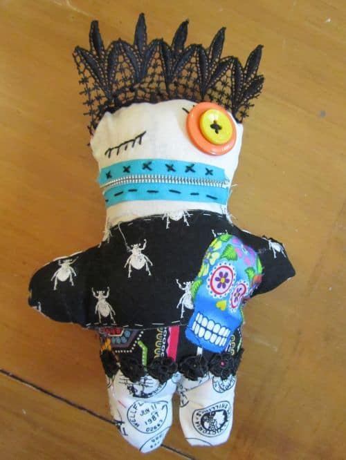 crazy creatures and dangly decorations 085