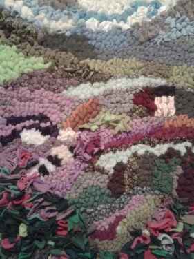 Lindsay's landscape rug