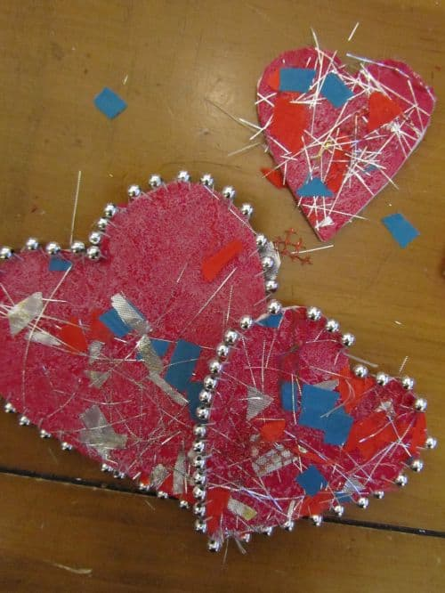 Zendoodlestitch,Janet's Xmas stocking & hearts,Crazy Xmas dec's, 030