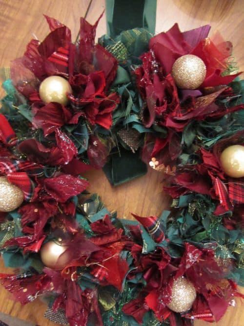 Zendoodlestitch,Janet's Xmas stocking & hearts,Crazy Xmas dec's, 034