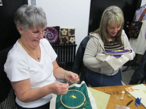 Salts Mill, Goldwork. shop and home 005