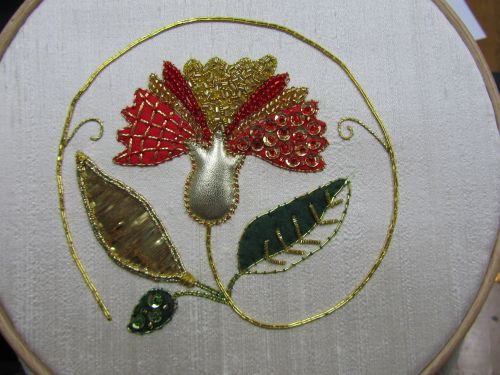 Salts Mill, Goldwork. shop and home 016