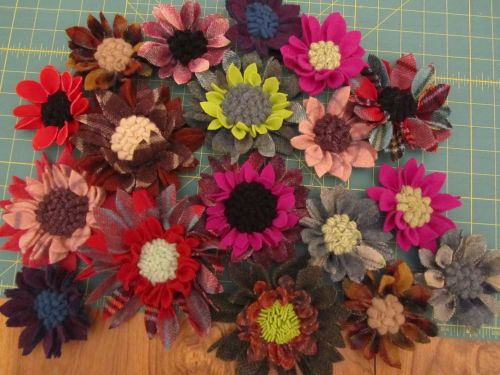 OB, flower corsages & bags 011