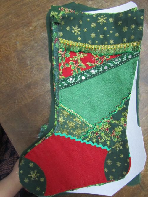 courses here,xmas stockings,r r wreaths,Guides,K&S RSN 006
