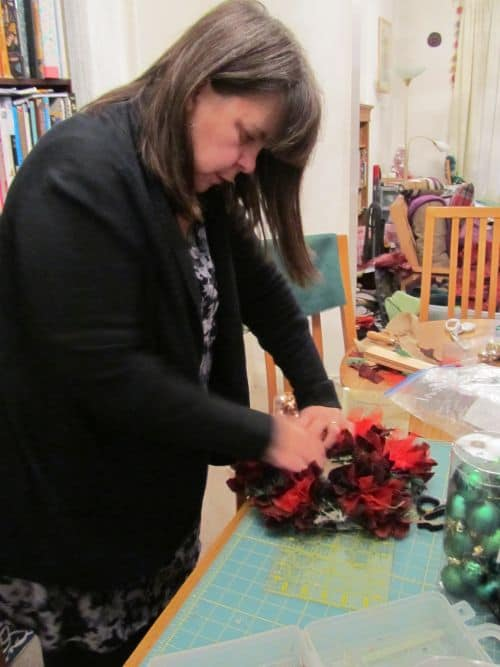 courses here,xmas stockings,r r wreaths,Guides,K&S RSN 011